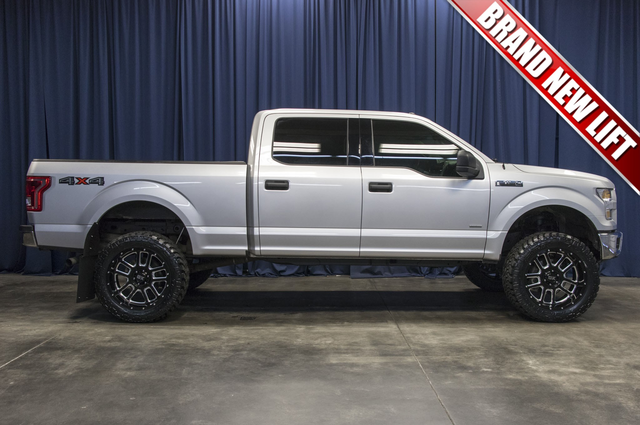 lifted  ford   xlt ecoboost  truck  sale