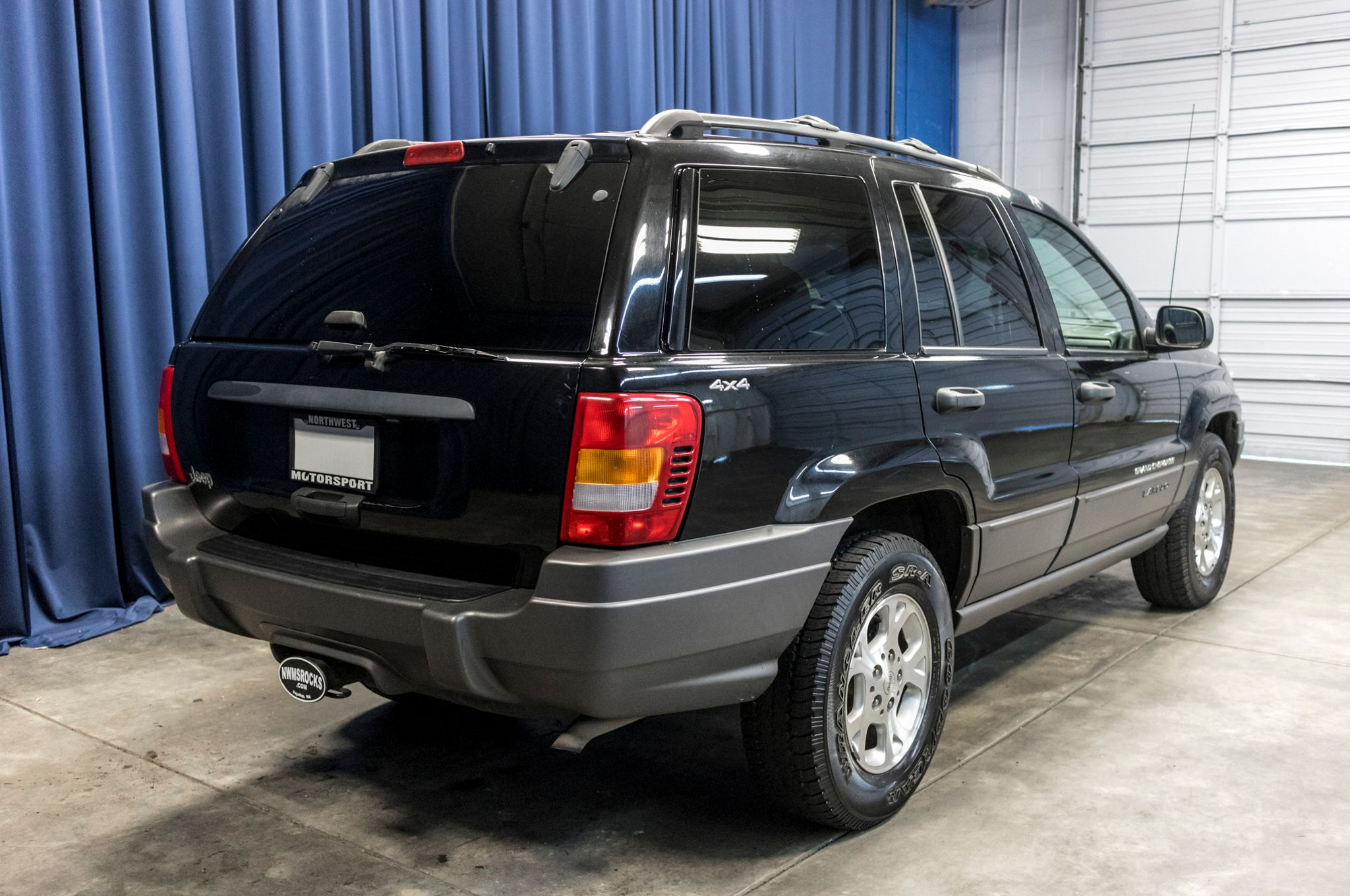 2001 jeep grand cherokee laredo 4x4 - northwest motorsport