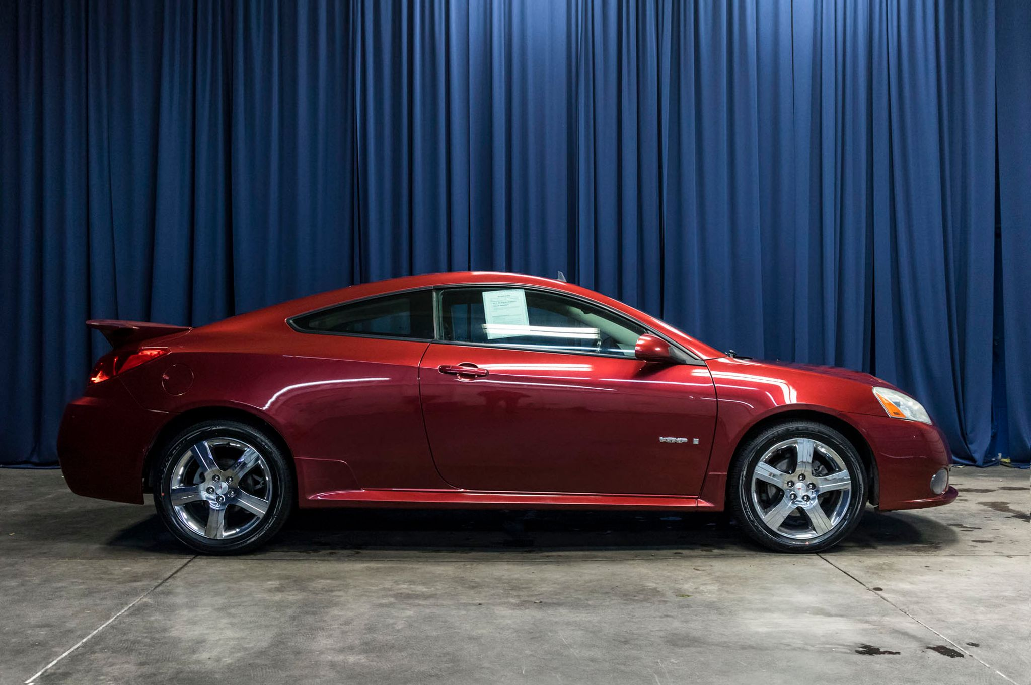 Used 2008 Pontiac G6 GXP FWD Coupe For Sale - 44440A