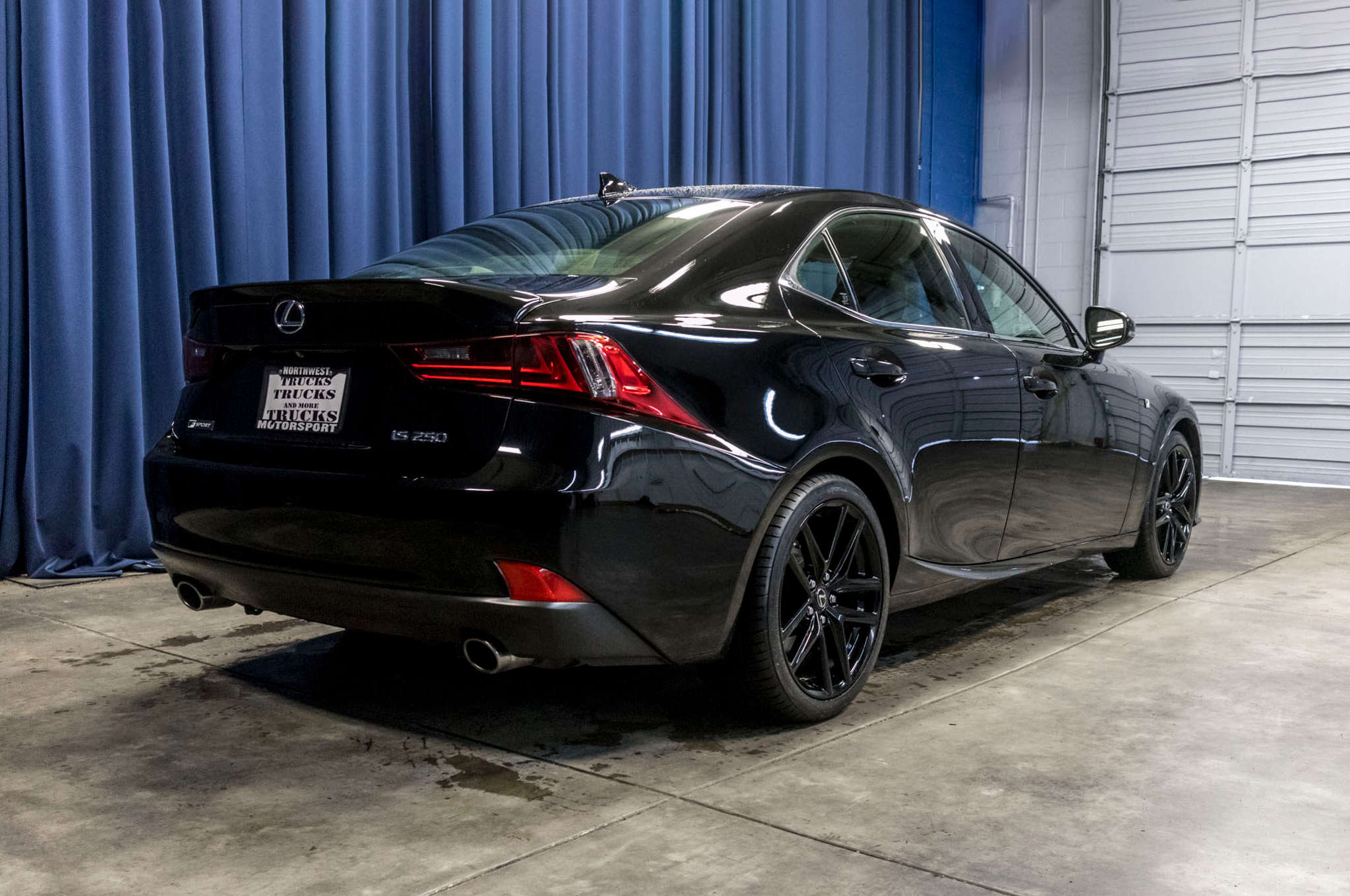used 2015 lexus is250 f sport rwd sedan for sale 44832. Black Bedroom Furniture Sets. Home Design Ideas