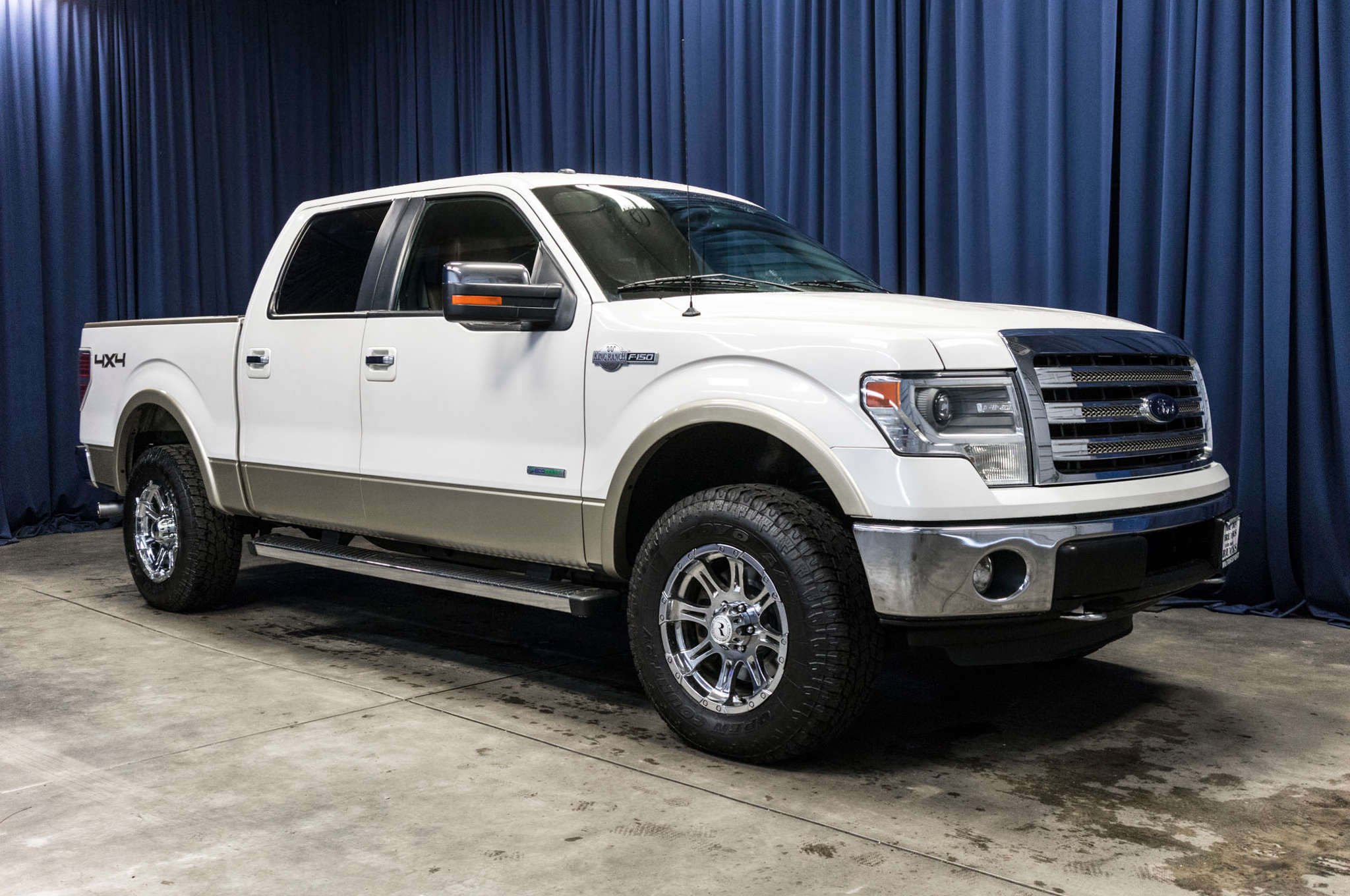 Used 2013 Ford F 150 King Ranch 4x4 Truck For Sale 44887