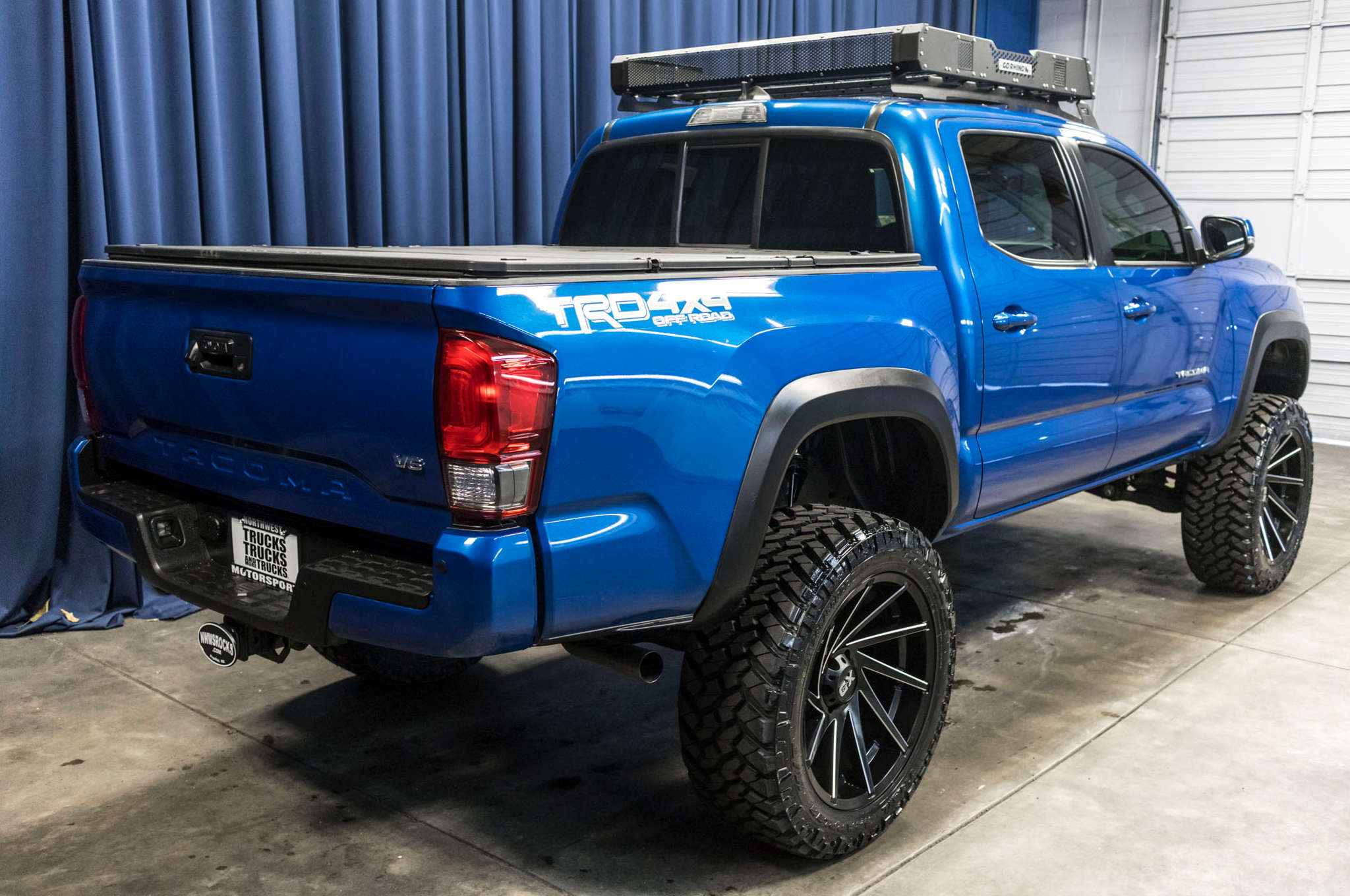 Used Lifted 2016 Toyota Tacoma TRD Off Road 4x4 Truck For ...