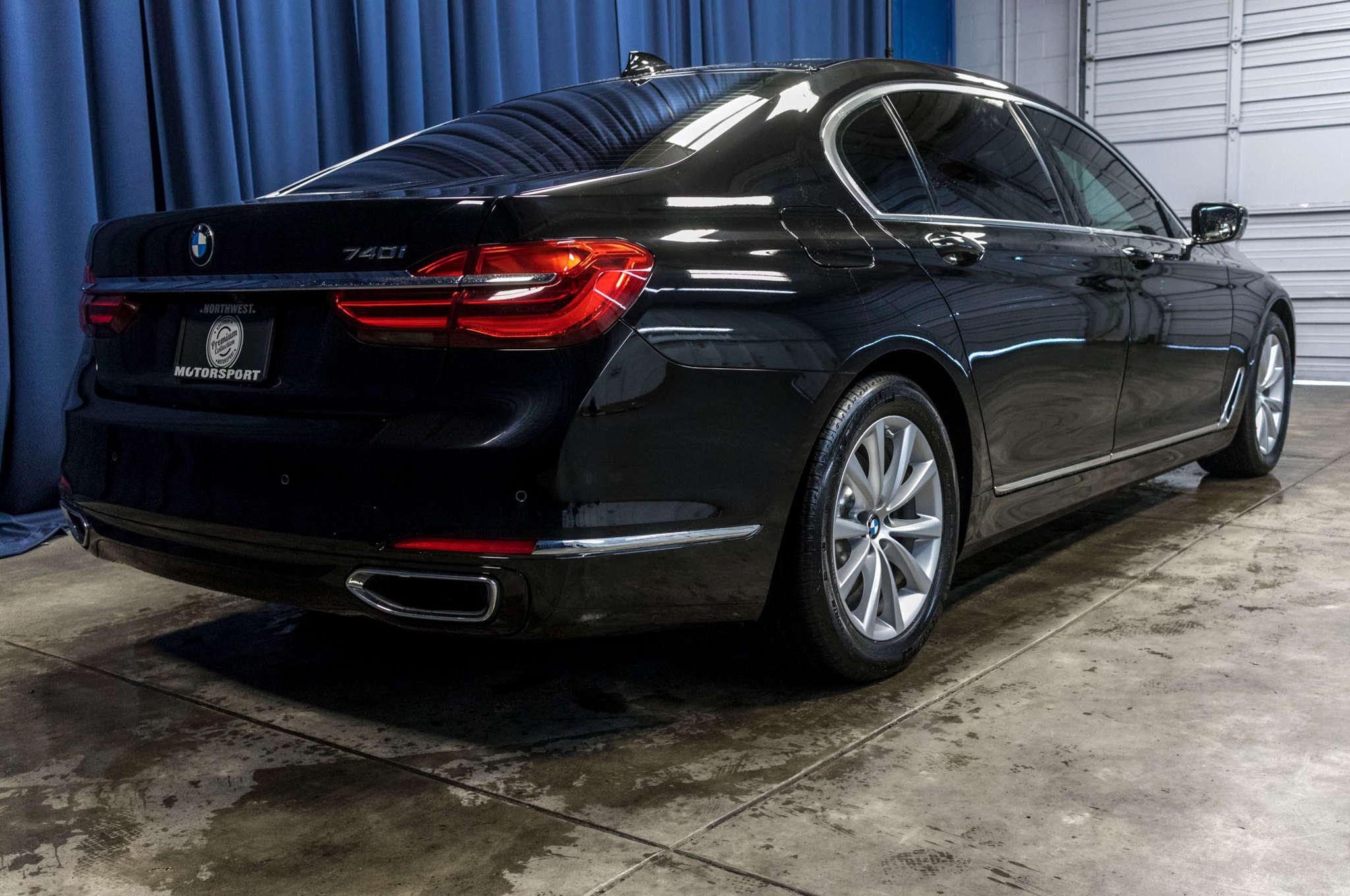 Used BMW I RWD Series Sedan For Sale A - 740 i bmw