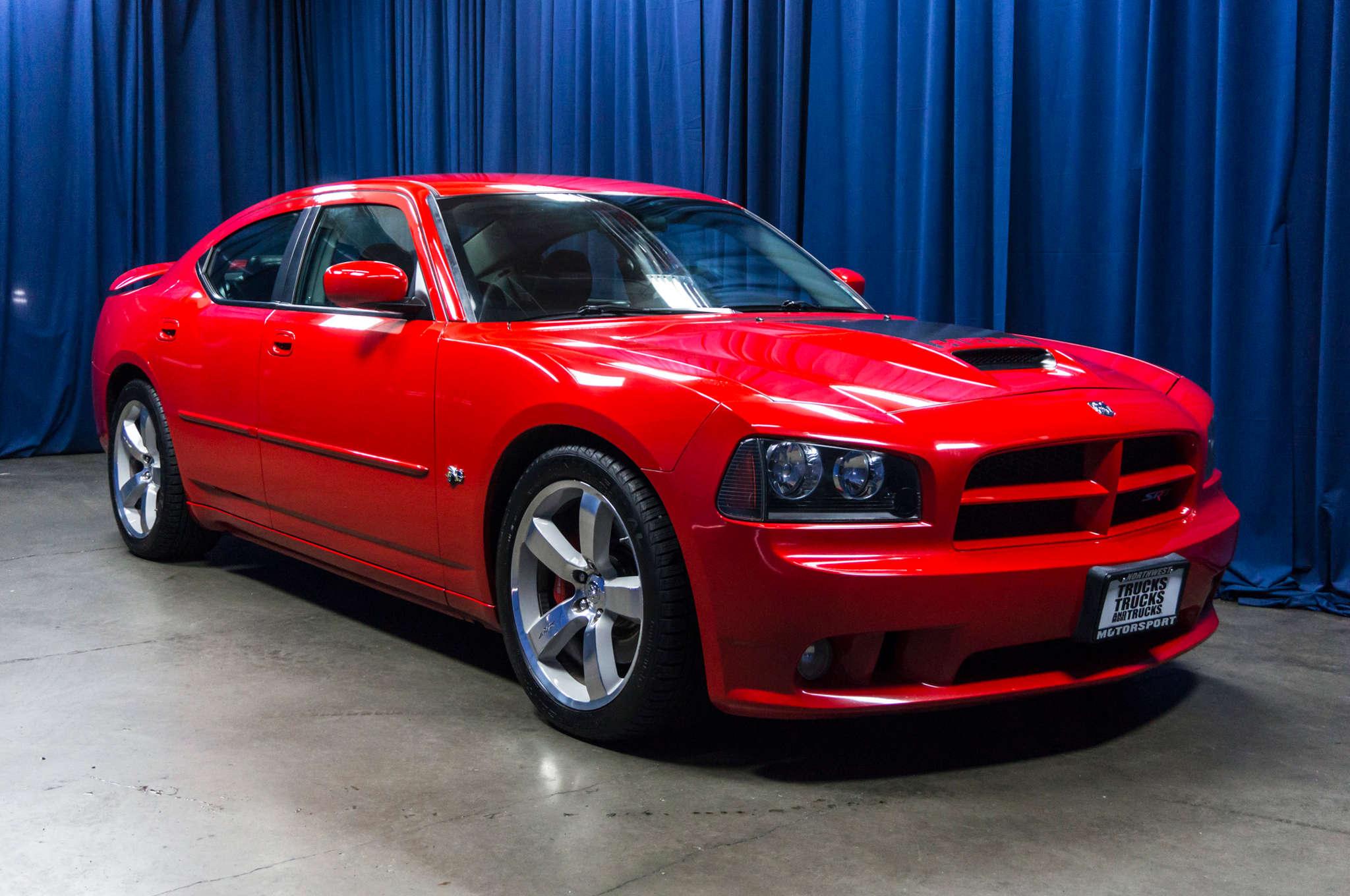 Used 2007 Dodge Charger SRT 8 RWD Sedan For Sale