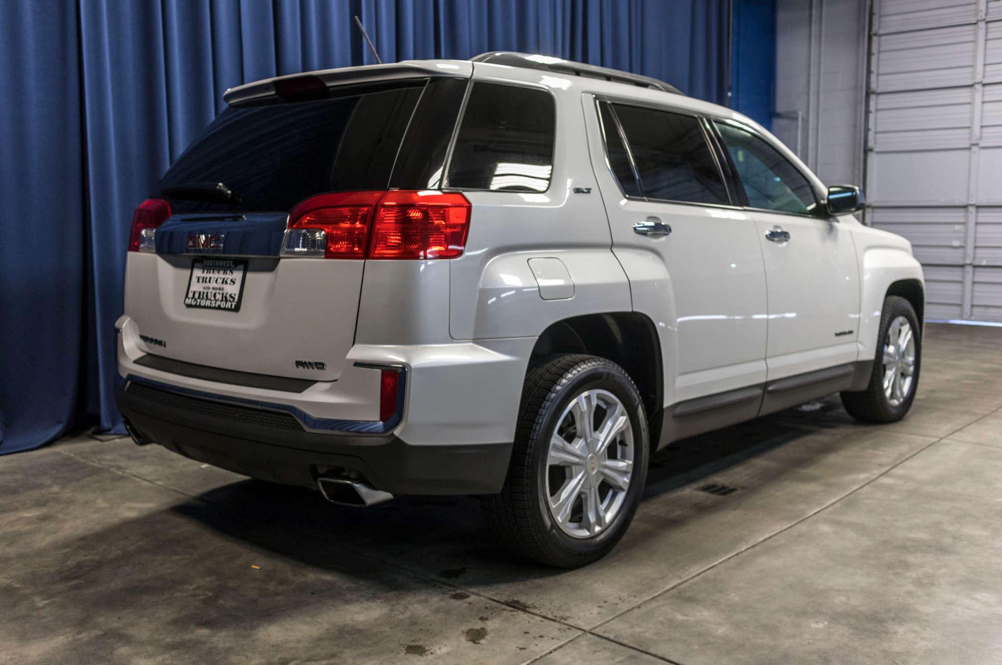 Used 2016 GMC Terrain SLT AWD SUV For Sale