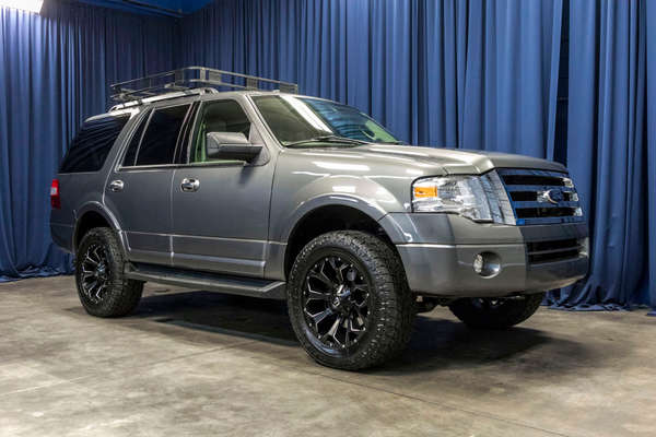 Lifted Ford Expedition >> Used Lifted 2014 Ford Expedition Xlt 4x4 Suv For Sale