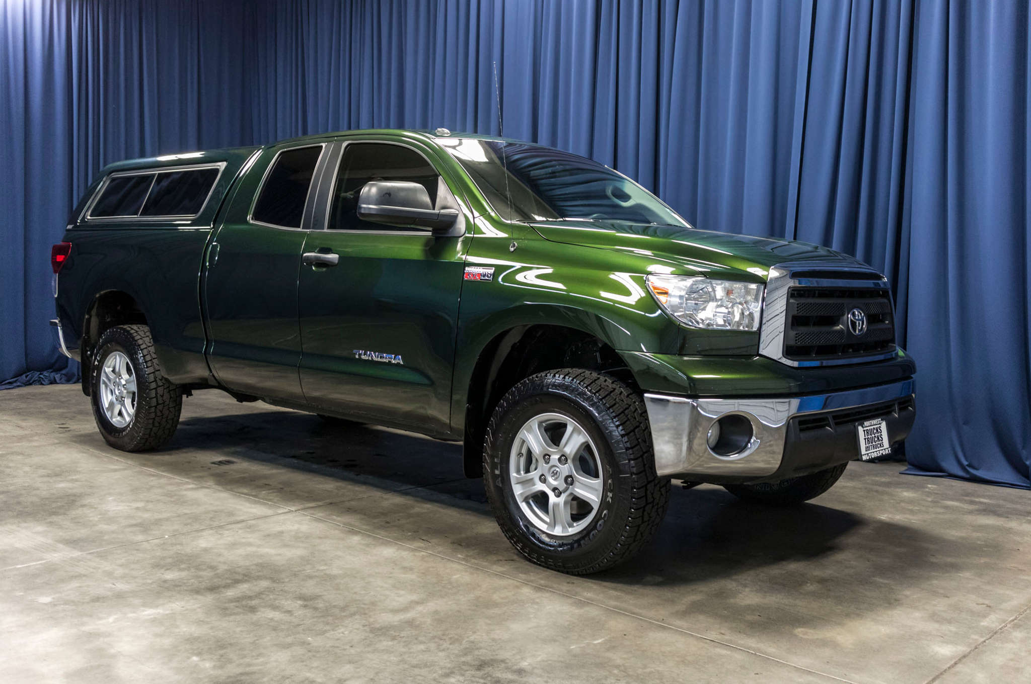Used 2013 Toyota Tundra SR5 4x4 Truck For Sale