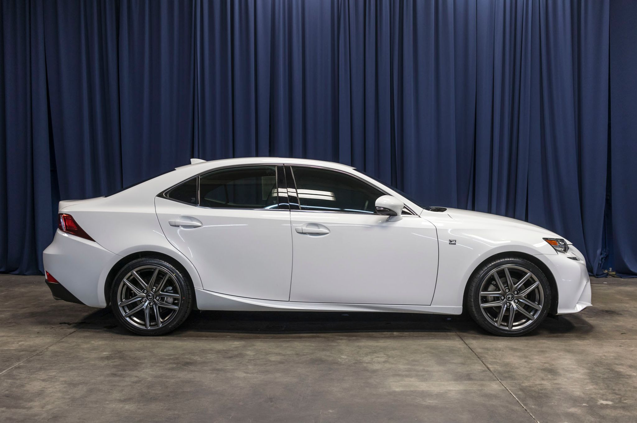 used 2014 lexus is250 f sport rwd sedan for sale 45758. Black Bedroom Furniture Sets. Home Design Ideas