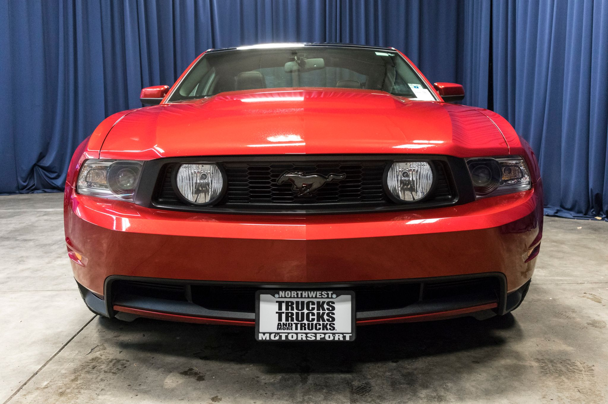 used 2010 ford mustang gt rwd coupe for sale 45848. Black Bedroom Furniture Sets. Home Design Ideas