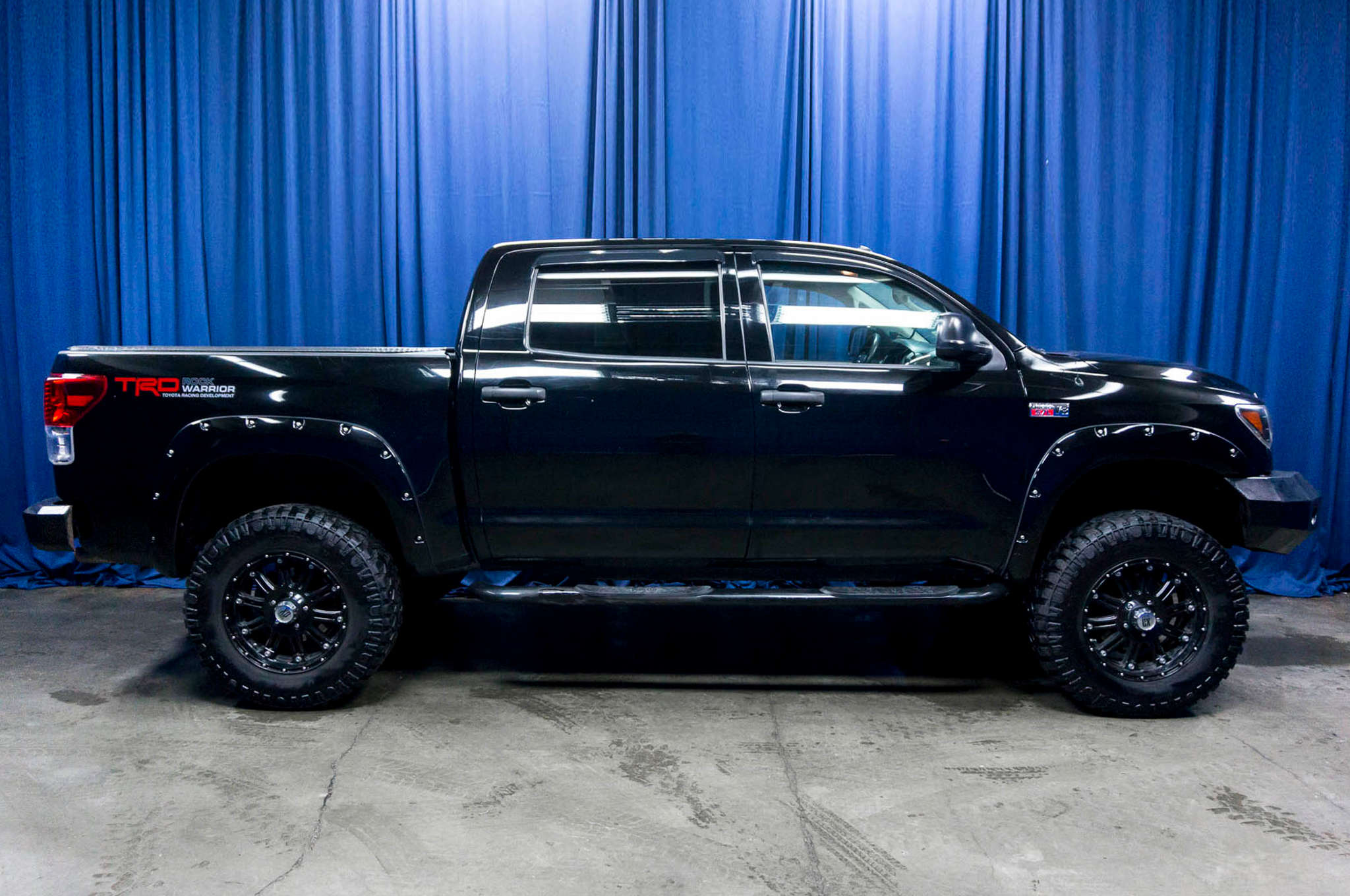 Used Lifted 2013 Toyota Tundra TRD Rock Warrior 4x4 Truck For Sale