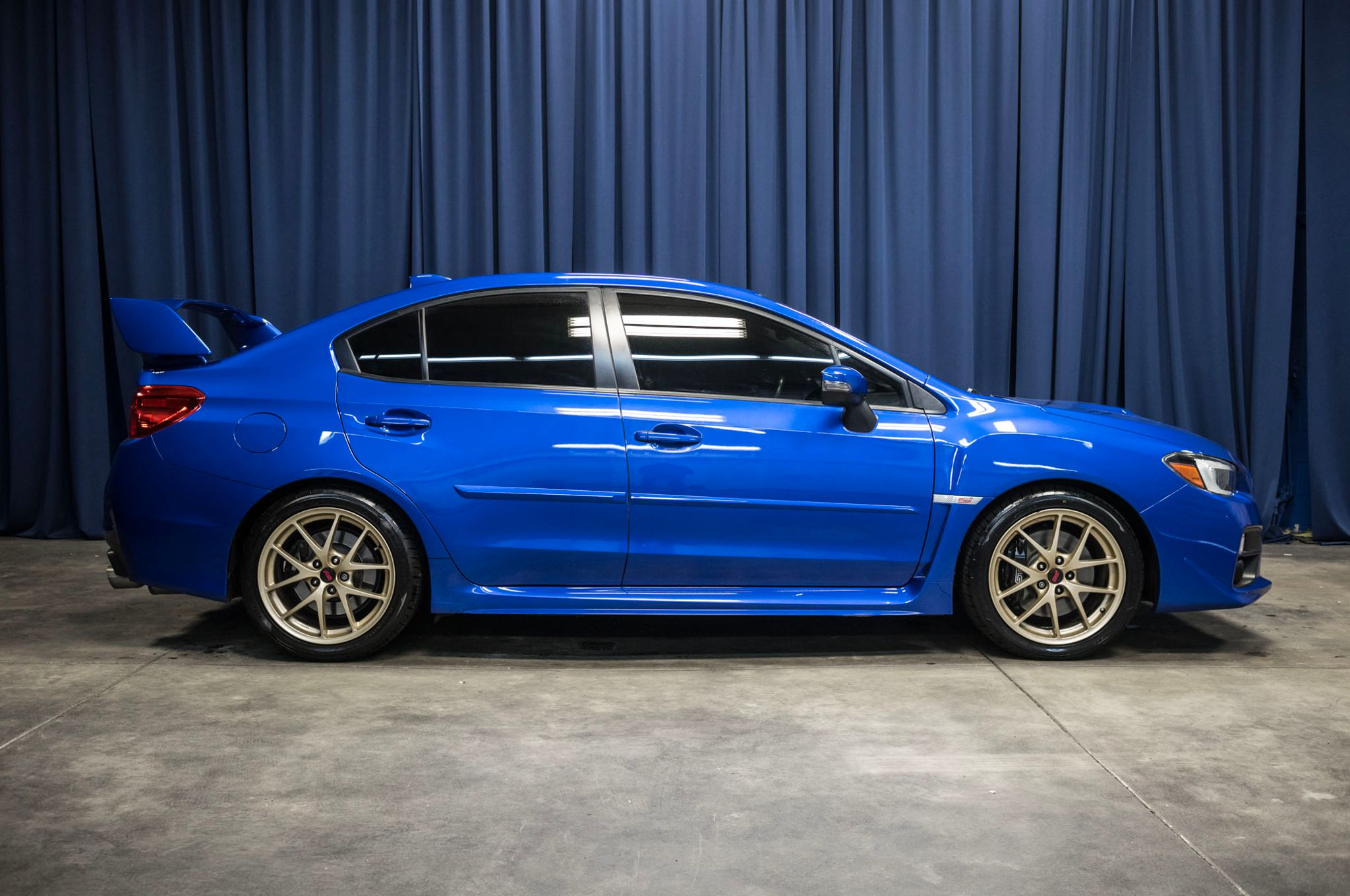 used 2015 subaru wrx sti launch edition awd sedan for sale 46071. Black Bedroom Furniture Sets. Home Design Ideas