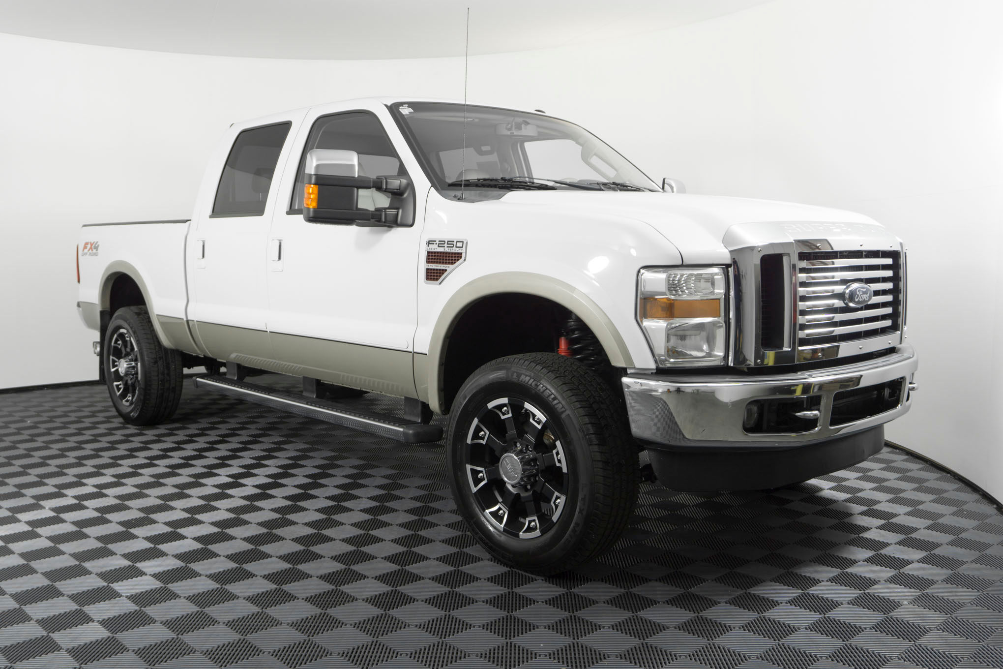 Diesel Trucks Lifted Used For Sale Northwest Ford Super Duty 2010 F 250 Lariat 4x4