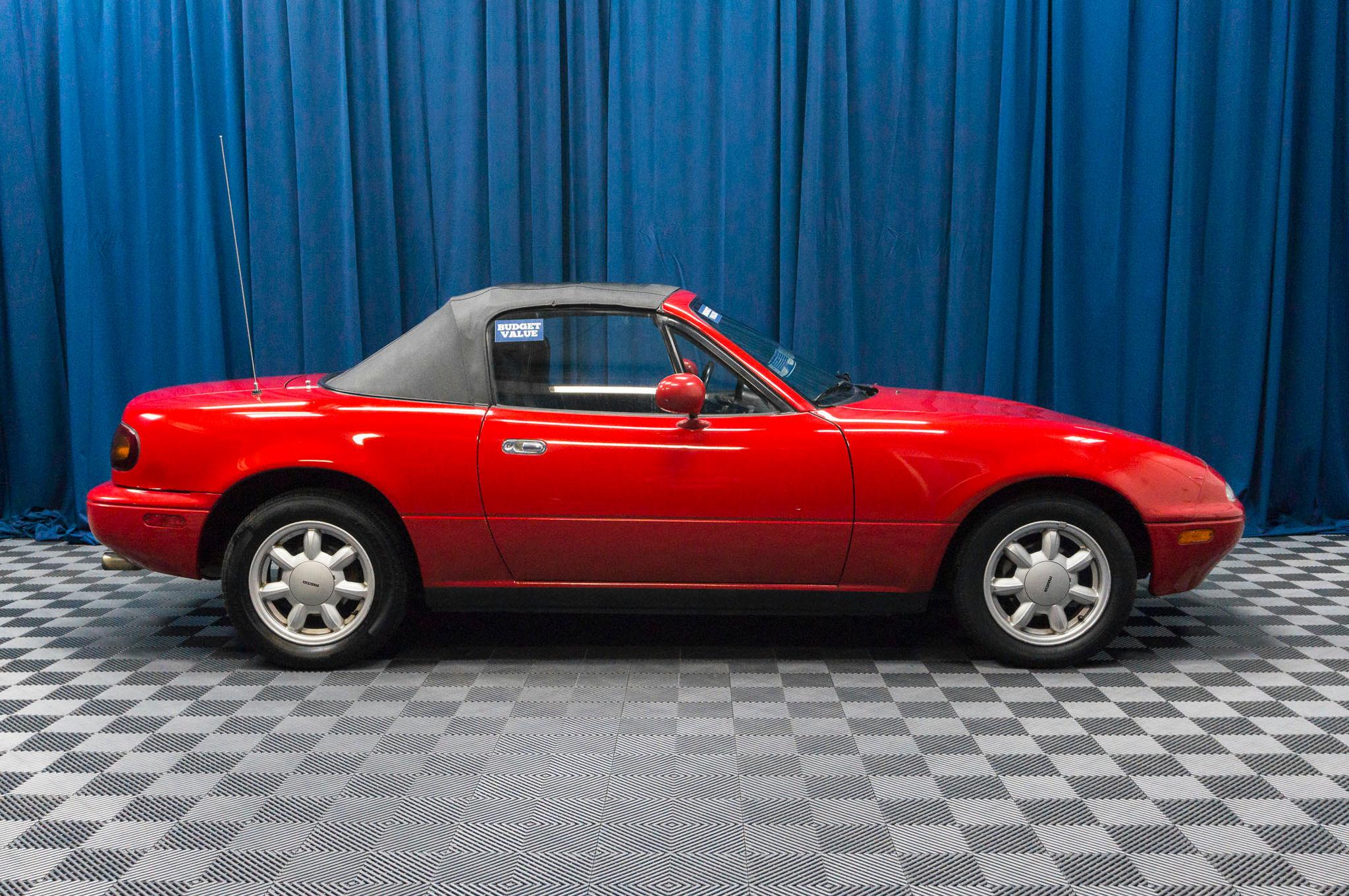 Used 1991 Mazda Miata RWD Convertible For Sale - 46565B