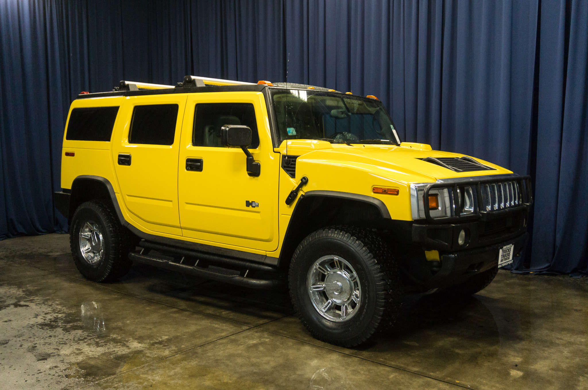 Used 2005 Hummer H2 4x4 SUV For Sale - 46612