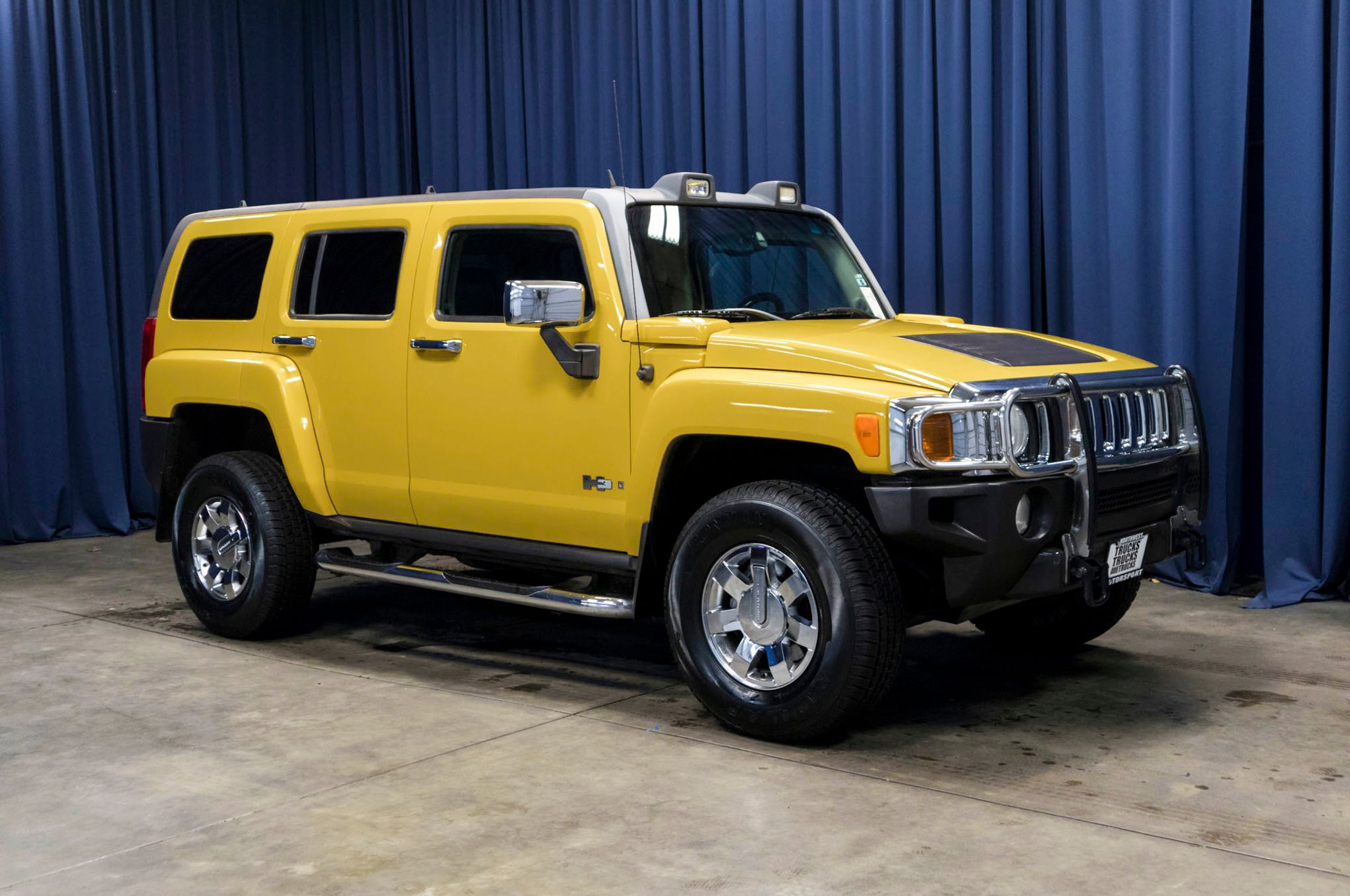 Used 2006 Hummer H3 4x4 SUV For Sale - 47045