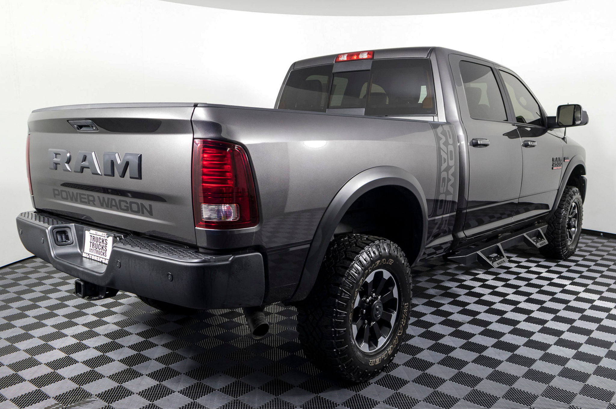 Used Lifted 2017 Dodge Ram 2500 Powerwagon 4x4 Truck For Sale A
