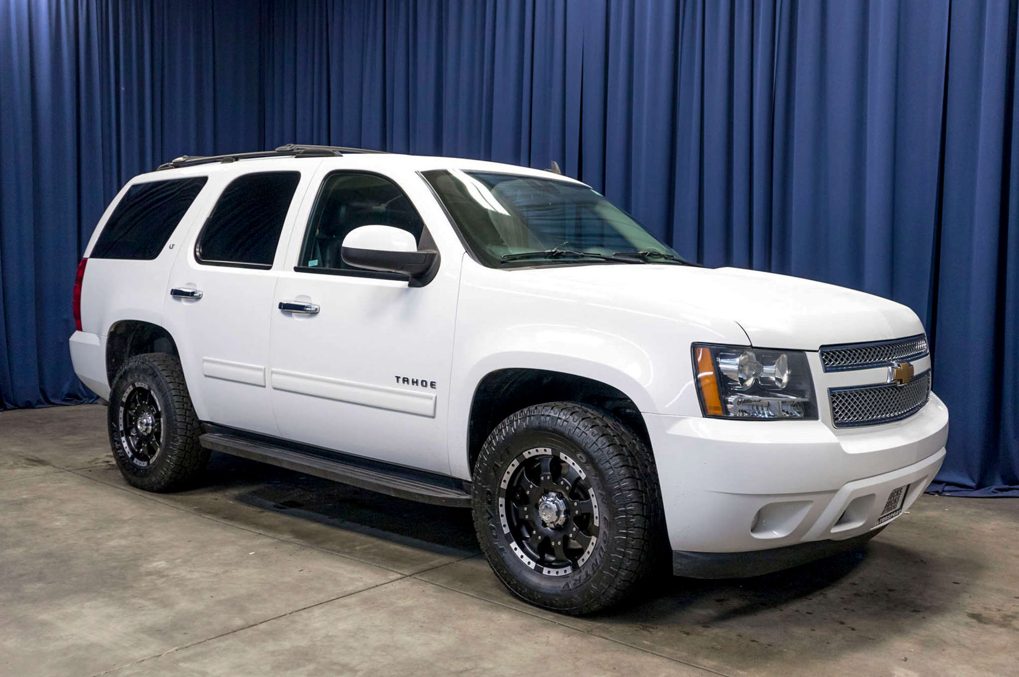 Used 2014 Chevrolet Tahoe LT 4x4 SUV For Sale