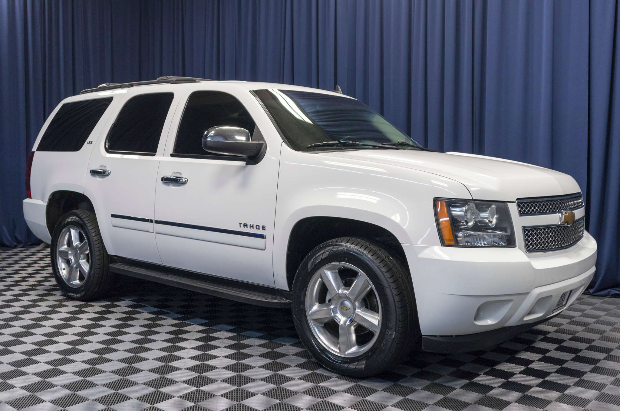 Used 2013 Chevrolet Tahoe LTZ 4x4 SUV For Sale