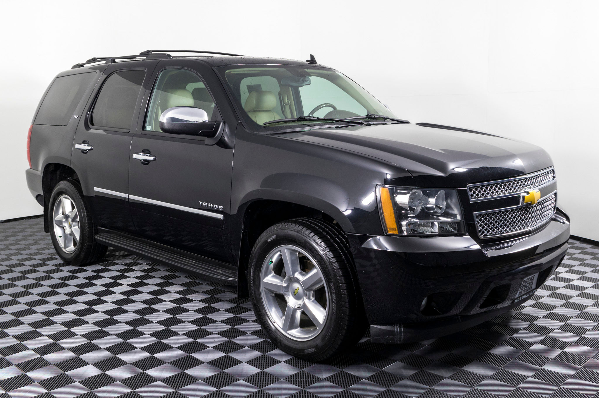 Used 2014 Chevrolet Tahoe LTZ 4x4 SUV For Sale