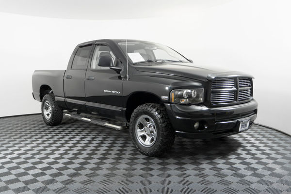 2005 Dodge Ram 1500 For Sale >> Used 2005 Dodge Ram 1500 Slt 4x4 Truck For Sale Northwest