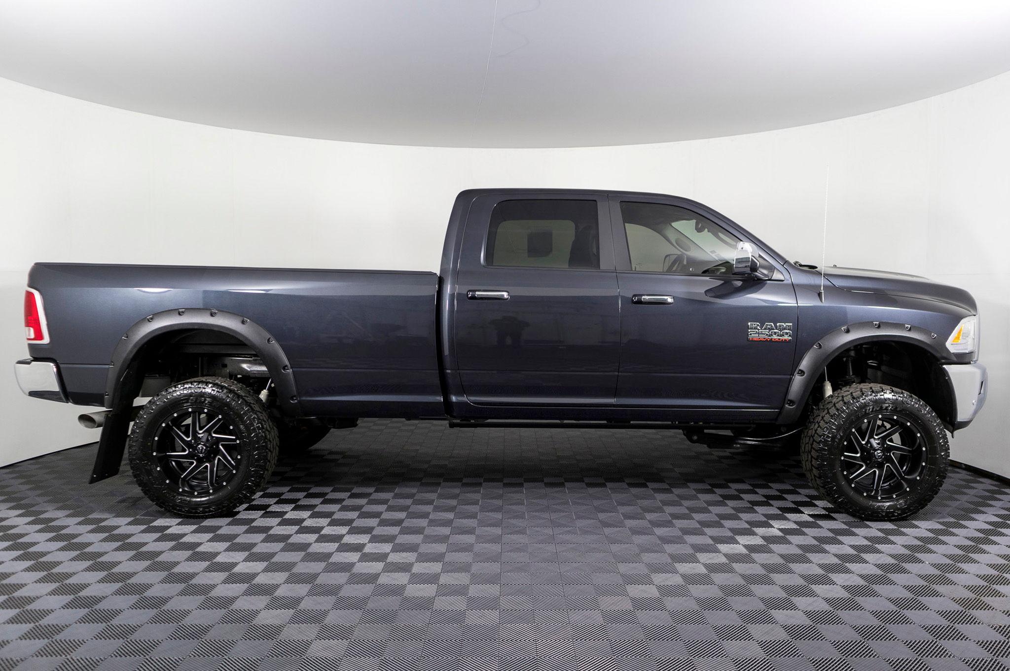 Used Lifted 2018 Dodge Ram 2500 Laramie 4x4 Diesel Truck For Sale Northwest Motorsport