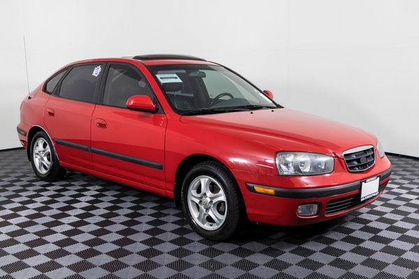 used 2002 hyundai elantra gt fwd hatchback for sale northwest motorsport 2002 hyundai elantra gt fwd hatchback