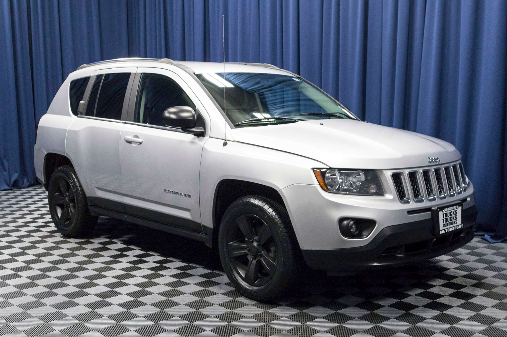 Used 2014 Jeep pass Sport 4x4 SUV For Sale