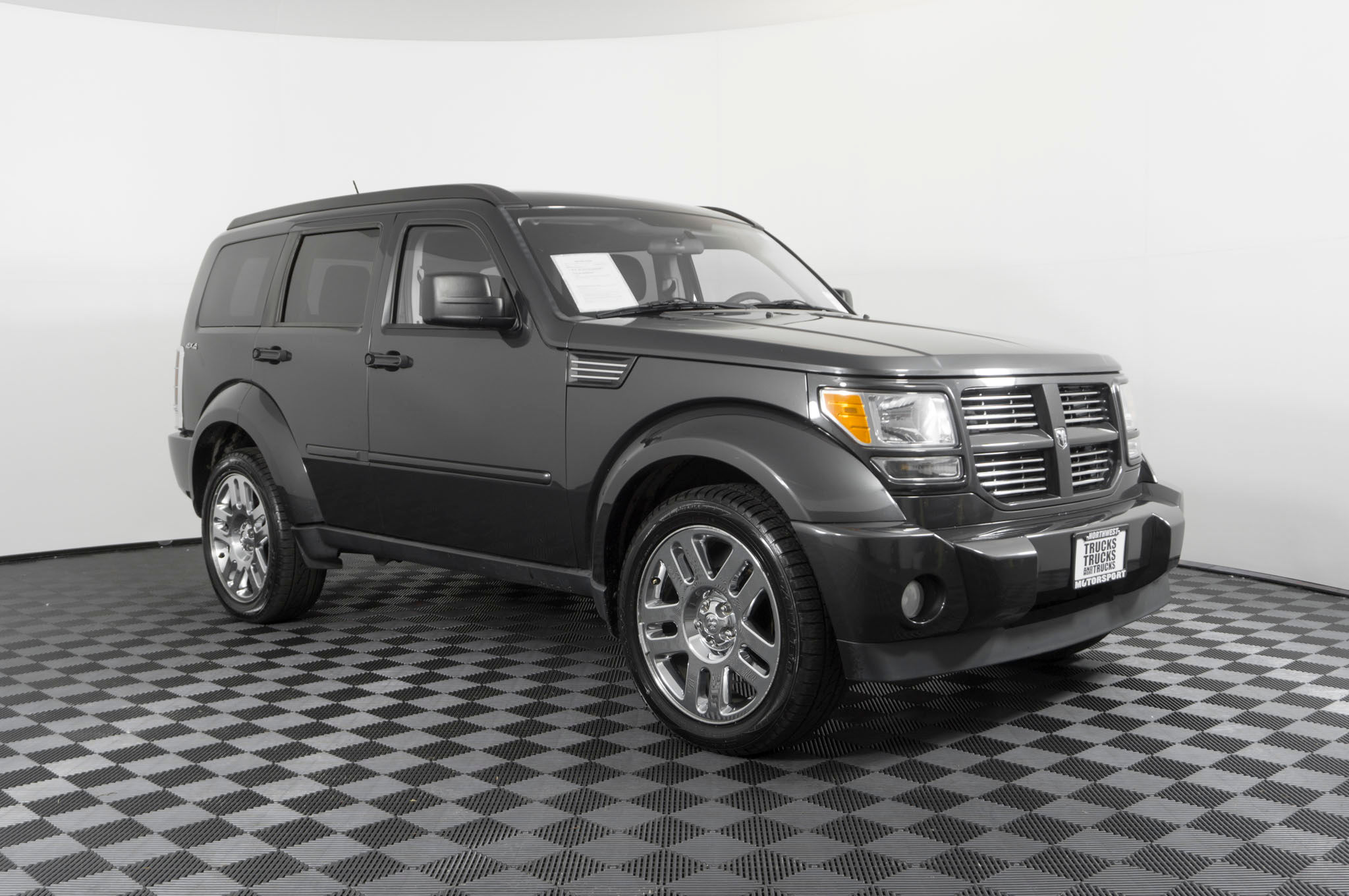 Used 2010 Dodge Nitro Heat 4x4 Suv For Sale Northwest Motorsport