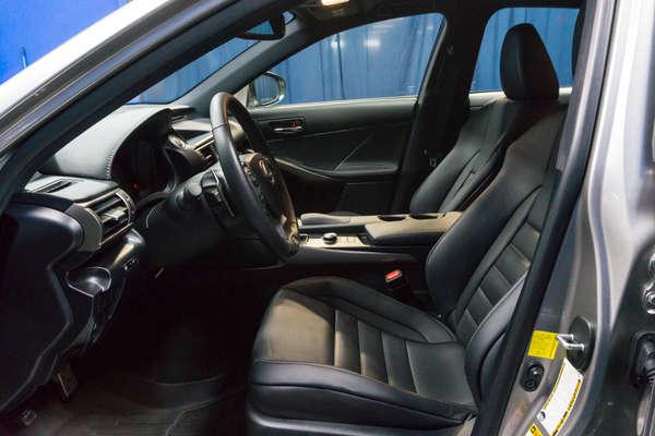 Used 2015 Lexus IS250 F Sport AWD Sedan For Sale - Northwest