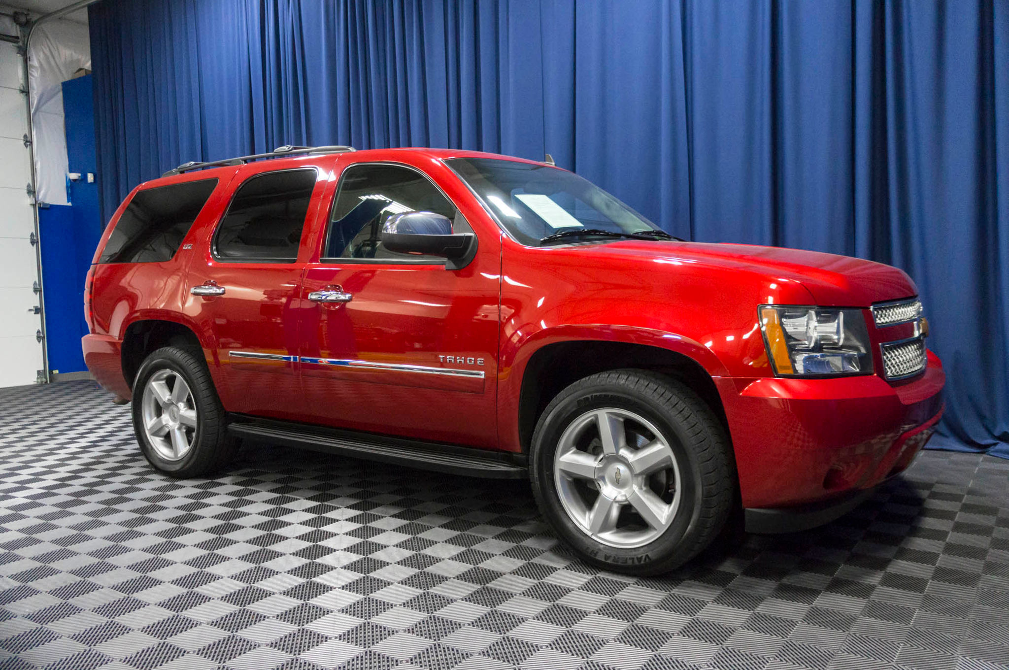 Used Chevy Tahoe