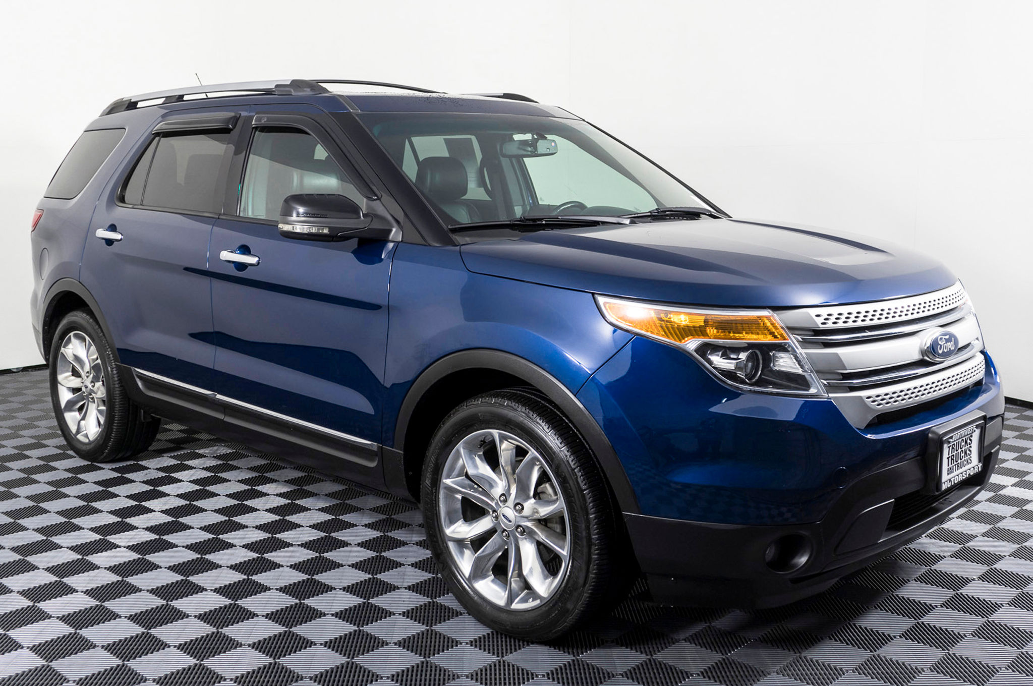 Used 2012 Ford Explorer XLT 4x4 SUV For Sale