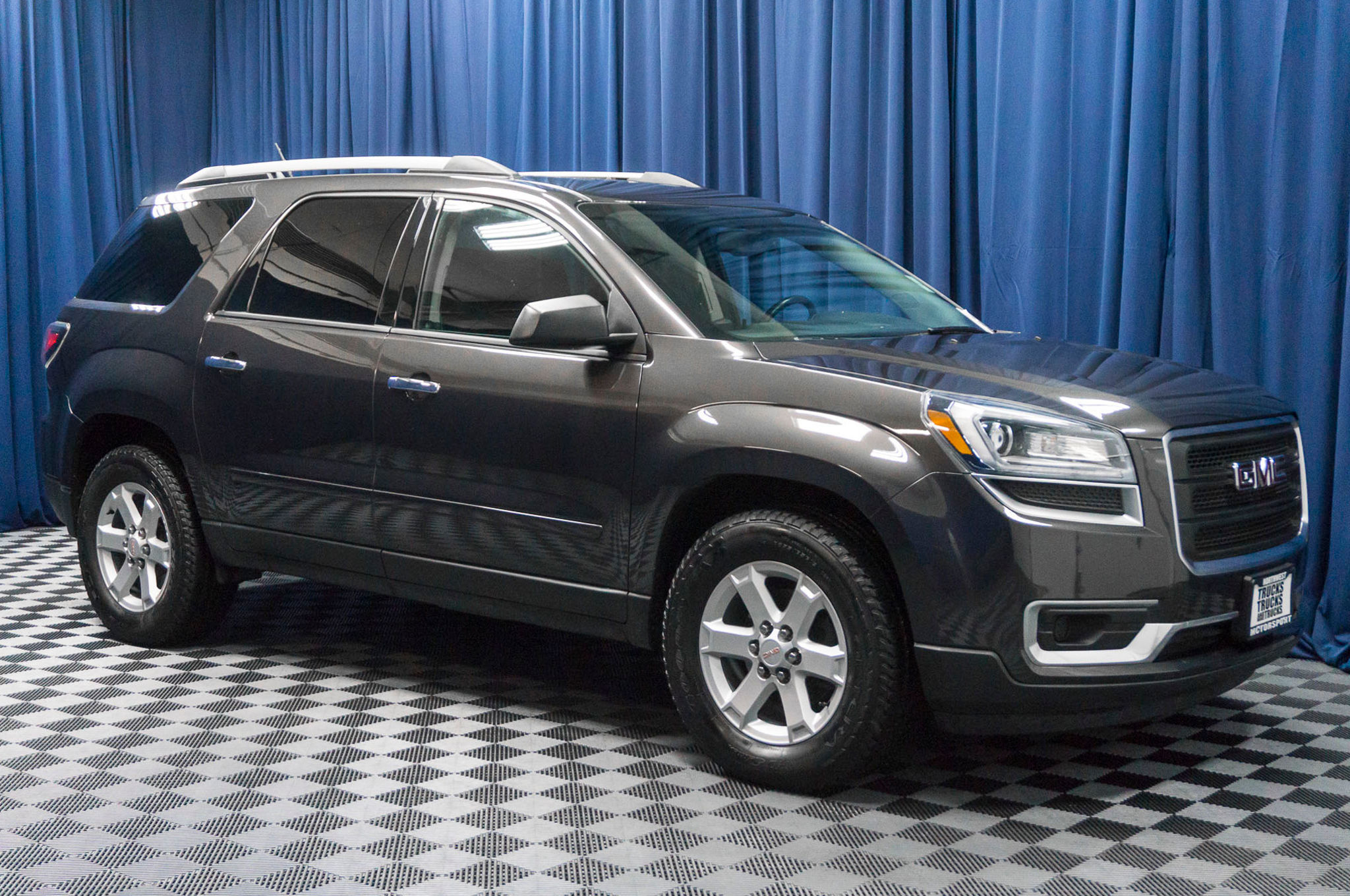 Used 2015 GMC Acadia SLE FWD SUV For Sale