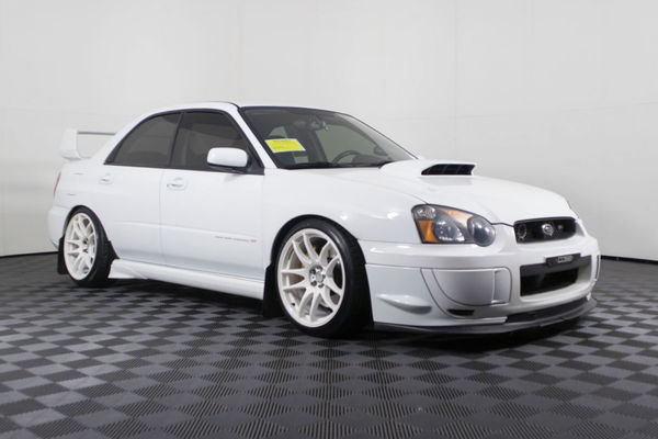 used 2004 subaru impreza wrx sti awd sedan for sale northwest motorsport 2004 subaru impreza wrx sti awd sedan