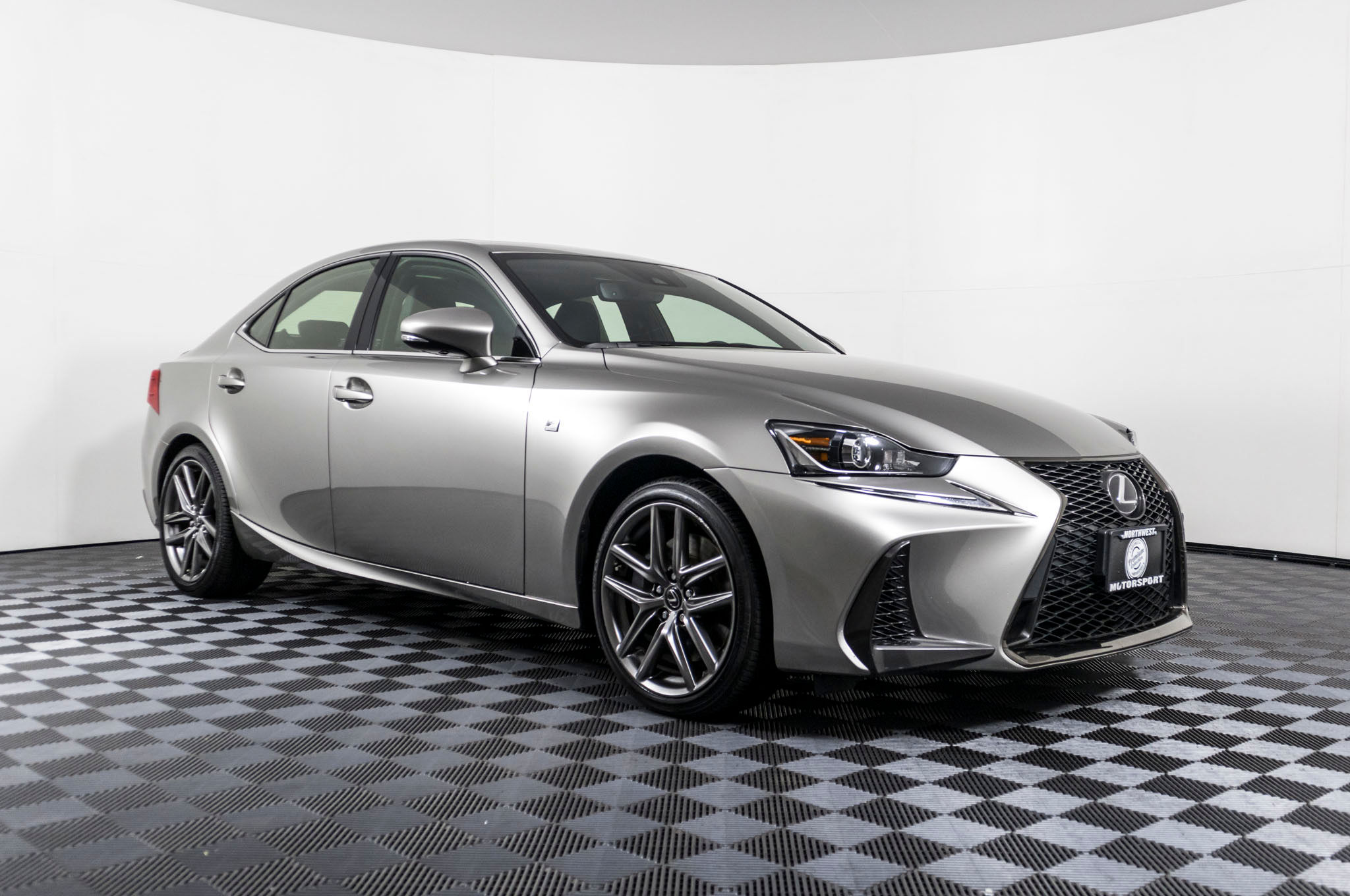 used 2017 lexus is300 f sport awd coupe for sale 49583. Black Bedroom Furniture Sets. Home Design Ideas
