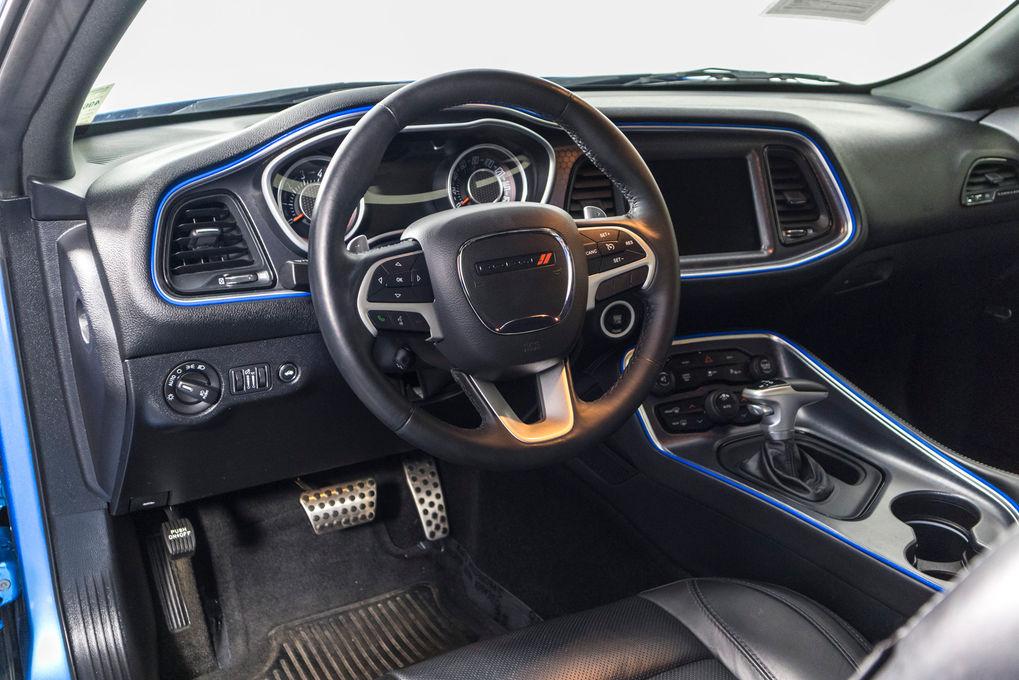 2015 Dodge Challenger SXT Plus RWD