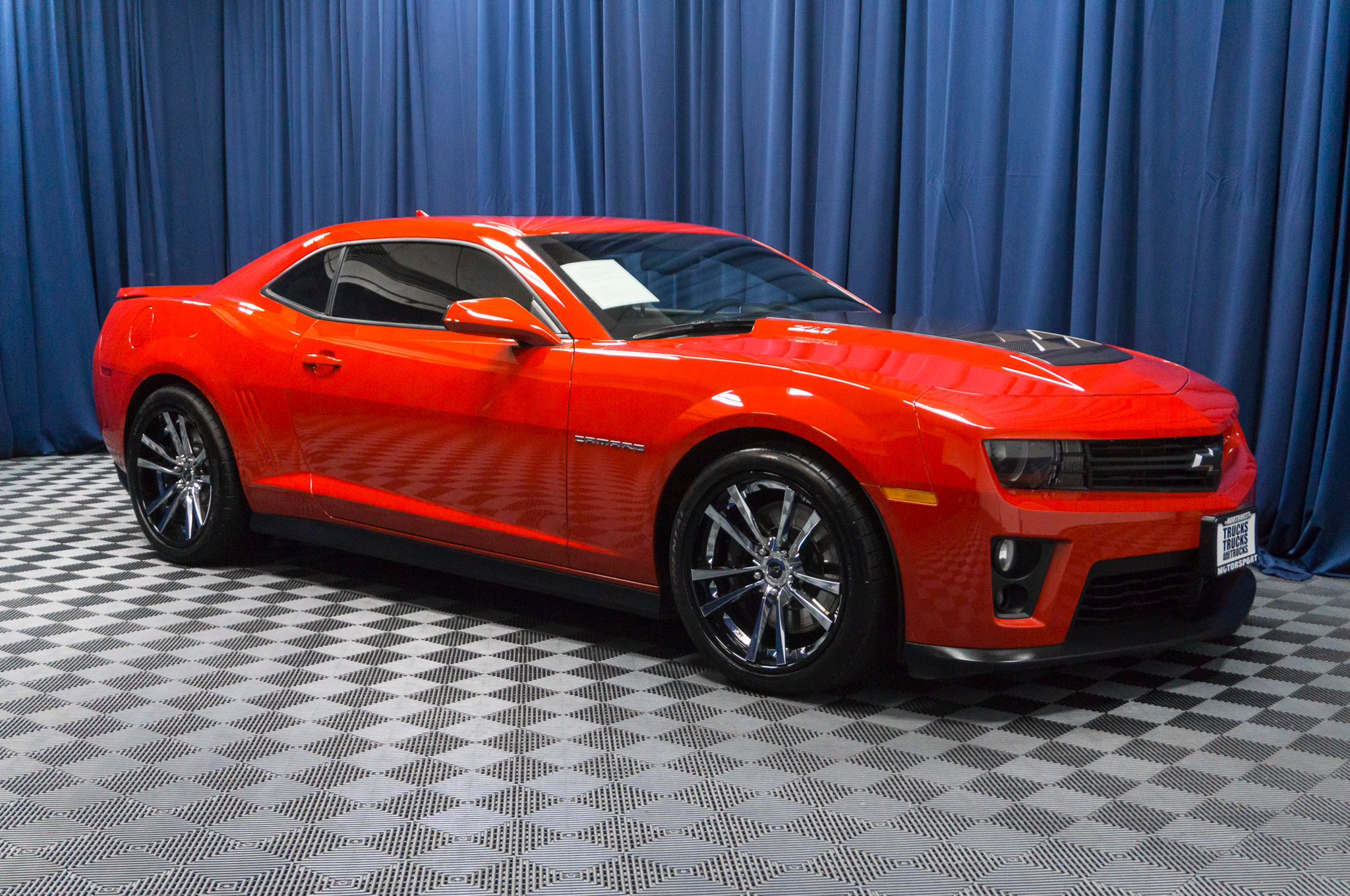 Used 2012 Chevrolet Camaro ZL1 RWD Coupe For Sale
