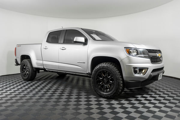 Lifted Chevy Colorado >> Used Lifted 2018 Chevrolet Colorado Z71 4x4 Truck For Sale