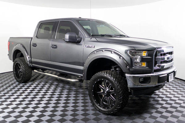 2017 Ford F150 Lifted >> Used Lifted 2017 Ford F 150 Socom Venom Edition 4x4 Truck For Sale