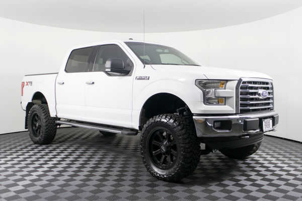 2016 F150 Lifted >> Used Lifted 2016 Ford F 150 Xlt 4x4 Truck For Sale