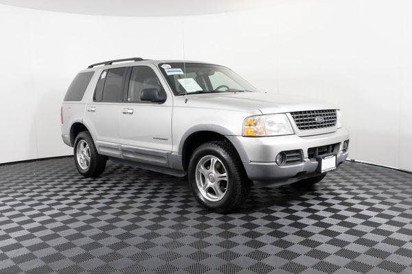 used 2002 ford explorer xlt 4x4 suv for sale northwest motorsport northwest motorsport
