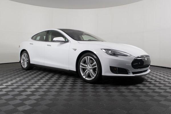 Used 2015 Tesla Model S 70d Awd Hatchback For Sale