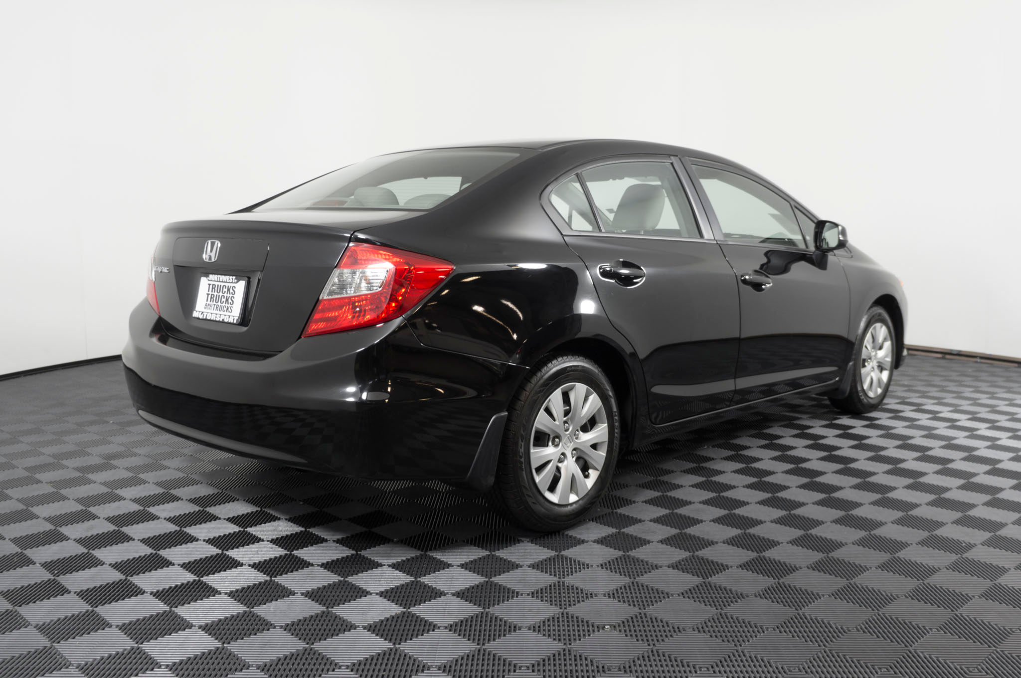Used 2012 Honda Civic LX FWD Sedan For Sale