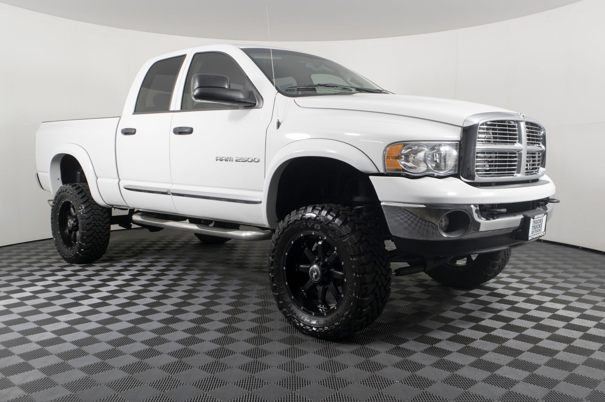 Used Lifted 2004 Dodge Ram 2500 4x4 Diesel Truck For Sale Northwest Motorsport
