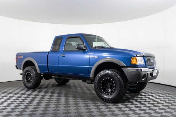 lifted  ford ranger xlt  truck  sale
