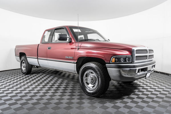 Used 1996 Dodge Ram 2500 SLT RWD Diesel Truck For Sale