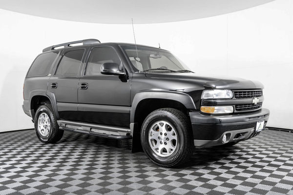 Used 2002 Chevrolet Tahoe 1500 Z71 4x4 Suv For Sale