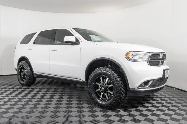 Used Lifted 2017 Dodge Durango SXT AWD SUV For Sale