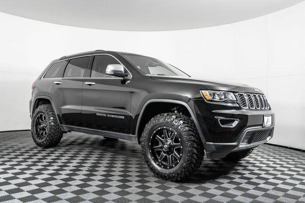 2018 Jeep Grand Cherokee Limited For Sale