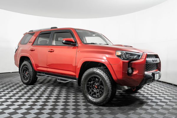 used 2017 toyota 4runner trd pro 4x4 suv for sale northwest motorsport toyota 4runner trd pro 4x4 suv