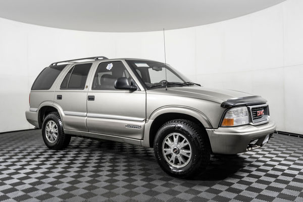 Used 1998 GMC Jimmy 4x4 SUV For Sale - Northwest Motorsport